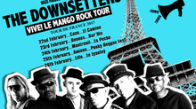 VIVE! LE MANGO ROCK TOUR DE FRANCE