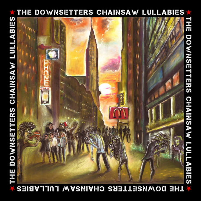 NEW ALBUM CHAINSAW LULLABIES RELEASE DATE AND PRE ORDER