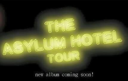 The Asylum Hotel Tour takes over Glastonbury