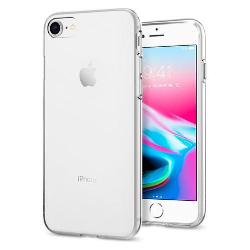 brand new 73ee7 63fd4 Spigen Liquid Crystal iPhone 8/8Plus Case