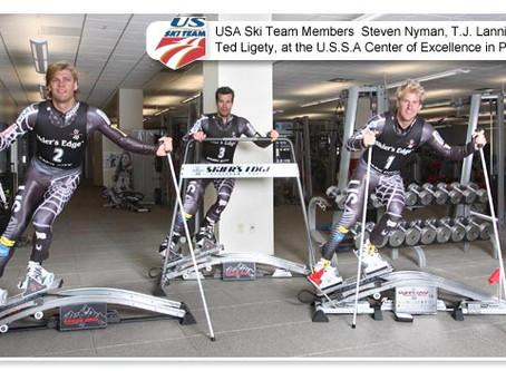 Машината Skier's Edge World Cup Plyometric Power е вече достъпна за непрофесионални скиори