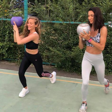 Summer Workout 2020