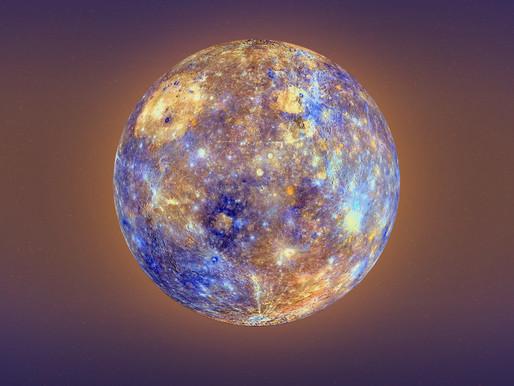 Mercury – Your Intellect