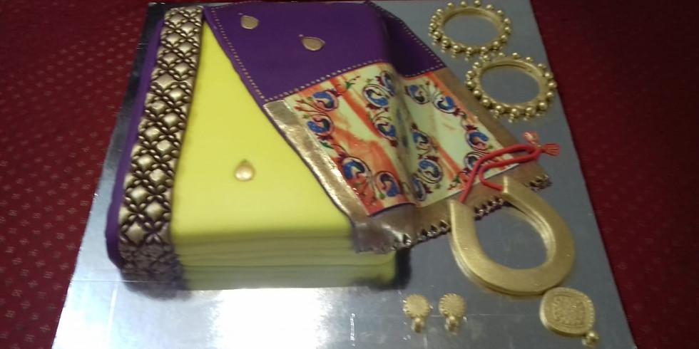 Advanced Fondant Cake Decoration Workshop