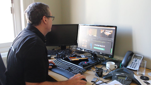 On location editing