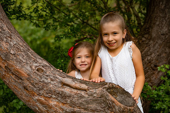 Outdoor Family Photoshoot - Sous Photography