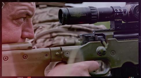 Shooting a marksman??