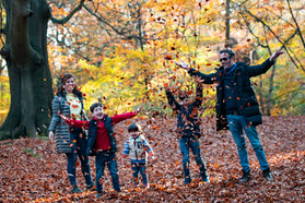 Sous Photography - Outdoor Family Photoshoot