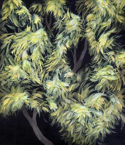 5. Arvore do Inverno, 130 x 150 cm