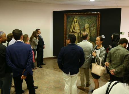 Exposição no Santuário Nacional de Nossa Senhora Aparecida, Brasil