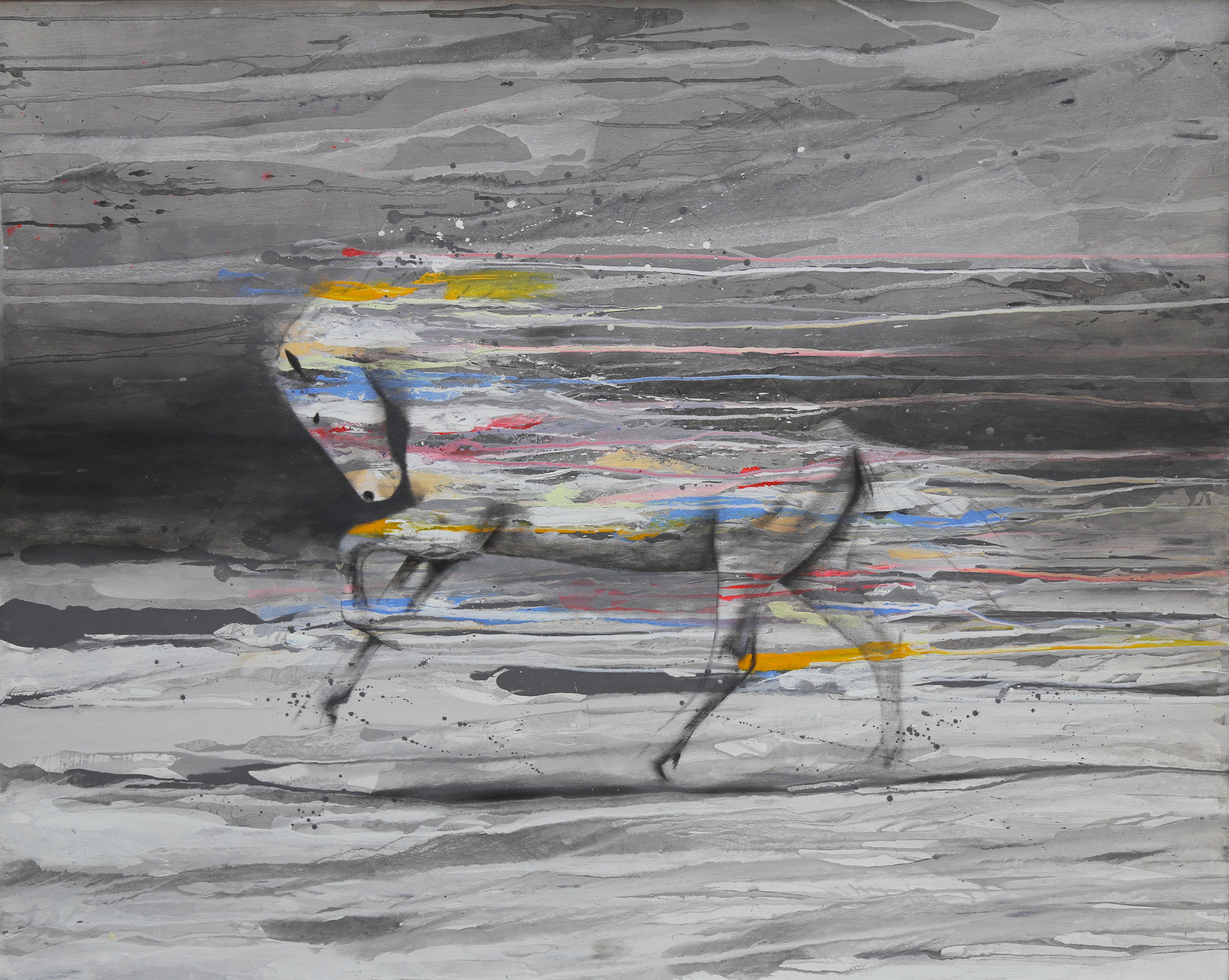 Cavalo em Cinzas