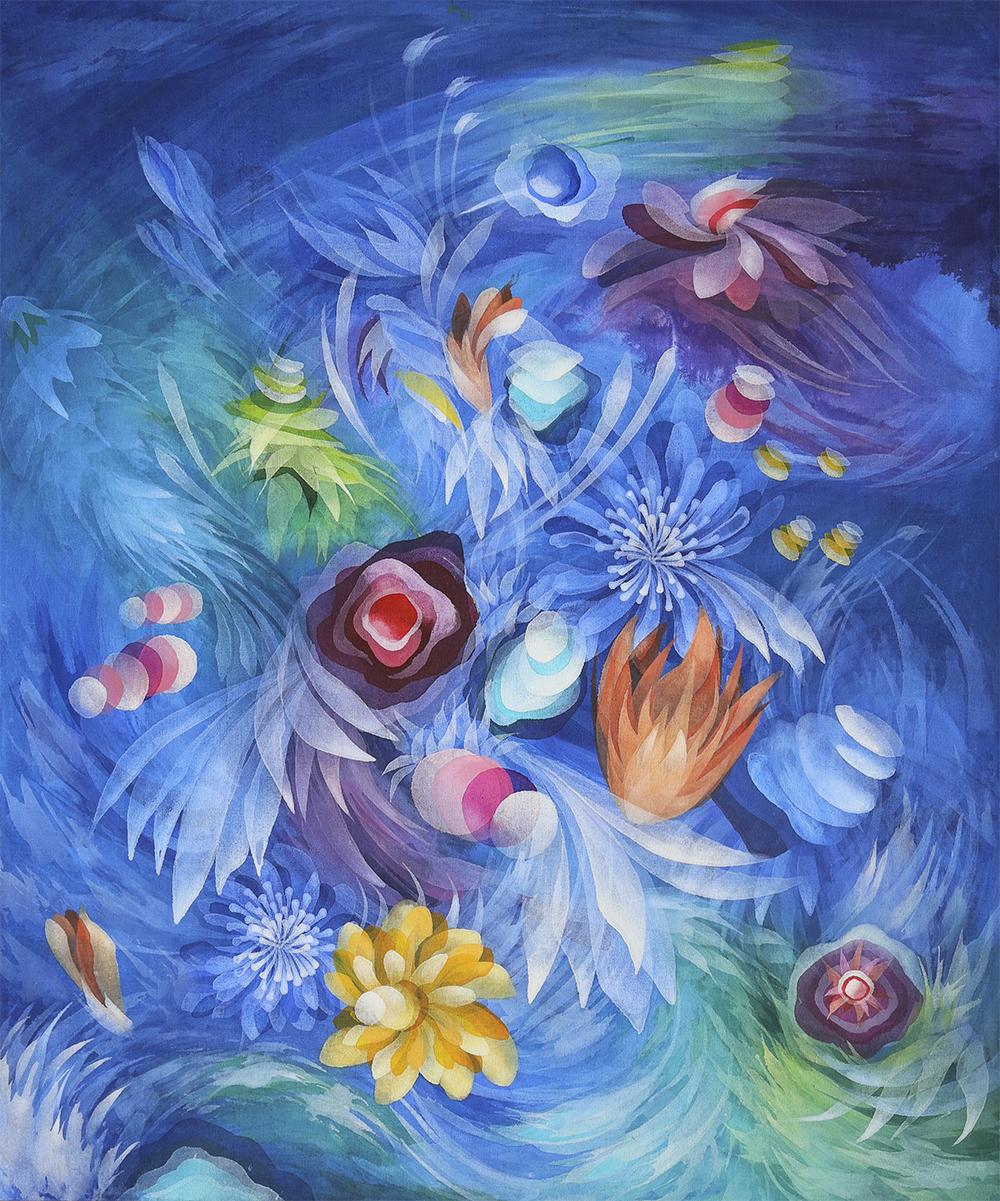 Flores d'água