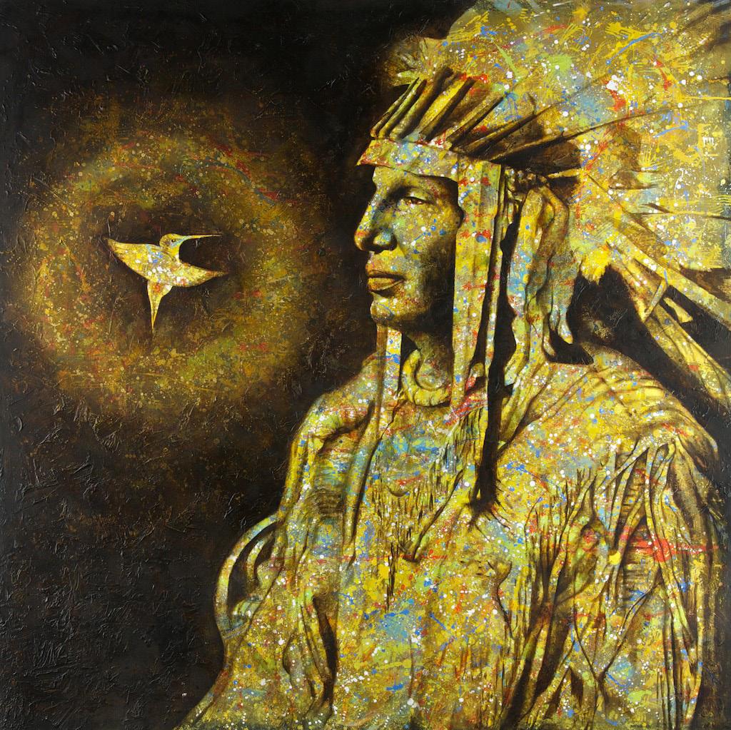 El Indio y el Colibrí
