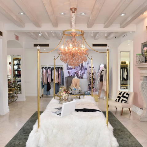 WILDFOX HOLLYWOOD STORE