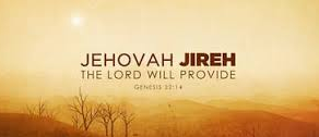 54 - The Lord Provides