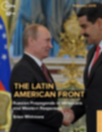 The Latin American Front cover.png