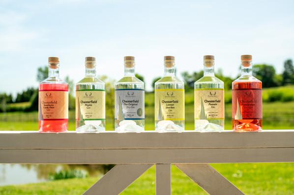 Derbyshire Distillery