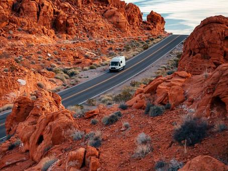 Nikki's Cosy Log Cabin Inspired Ford Transit 250 Van Conversion