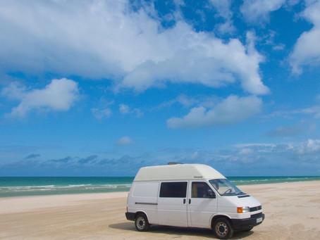 Iñigo's Functional, Self-Converted Volkswagen T4 Fit for a Seasoned Vanlifer