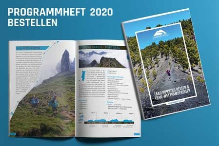SOMMERKIND Trailrunning Camps Programheft