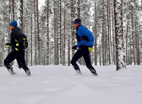 Vorreise FINNLAND TRAILS in winterlichen Bedingungen