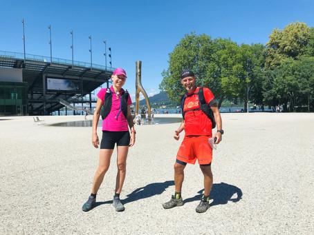 Erfolgreiche Erstauflage des ULTRA STAGE RUN von Oberstdorf nach Bregenz