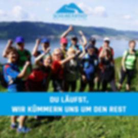 Trailrunning Laufreise auch für Angänger und Fortgeschrittene am Bodensee. Aktivurlaub für Läufer.