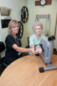 Rehabilitative Therapies:  Professional physical, occupational, and speech therapies available to provide recovery and rehabilitation in a safe and supportive environment.  Focus on returning to prior level of function.   Cardiac and stroke rehabilitation programs.  Onsite Orthopedic Physician.  Outpatient therapy services available.