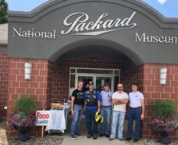 Packard Museum Ride