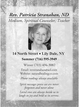 Lily Dale sponsor