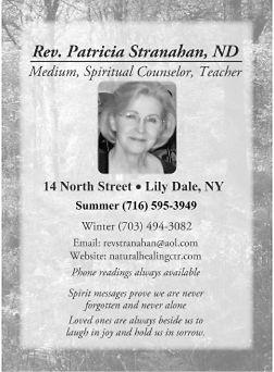 Lily Dale sponsor