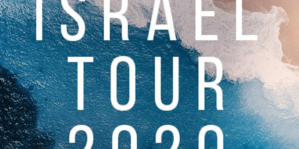 2020 Israel Trip Information Evening