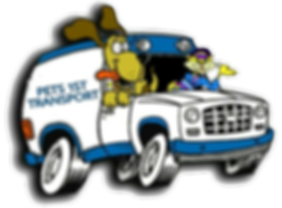 Pets1st Transport Logo