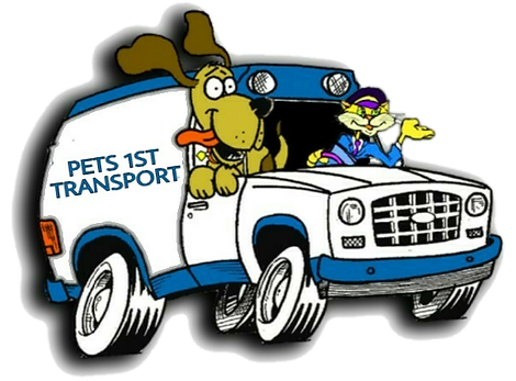 Pets1st Transport Logo