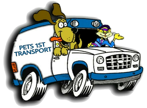 Pets 1st Transport Logo