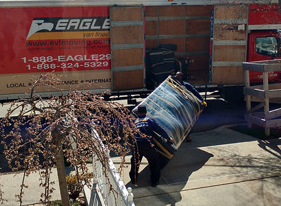 Eagle Van Lines Movers