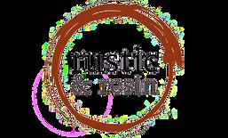 Rsutic & Resin logo