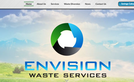 Envision Waste Services Material Recovery Facility business.  Special effe...