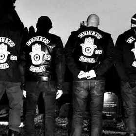 Jewish-Muslim biker gang protects Jewish cemetery in Copenhagen from far-right attacks