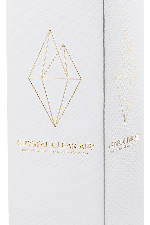 क्रिस्टल क्लियर एयर 1 पैक
