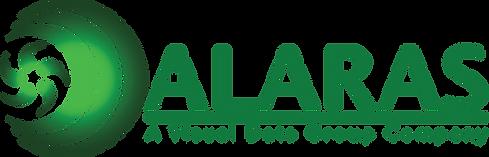 Alaras Logo with Tagline 2019 300DPI.png
