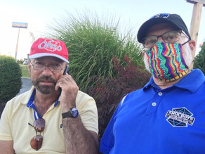 Shul Boys Cleveland - Dinner Ride With Masks