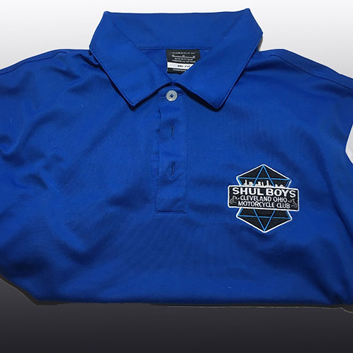 Shul Boys Club Polo Shirt