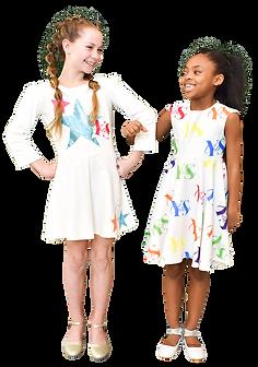 Fashionable Kids Dresses