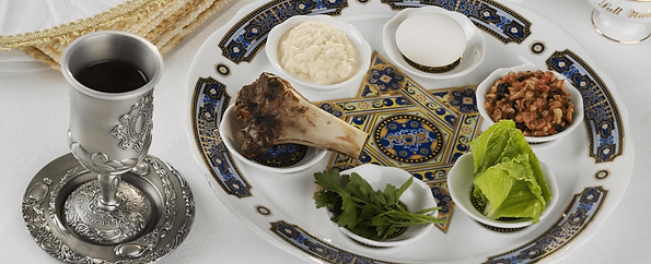 Passover with Celebrating Jewish Life
