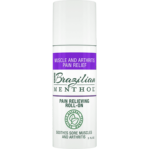 Brazilian Menthol Roll-On