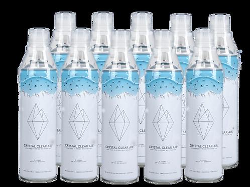 Crystal Clear Air - 10 Pack