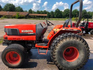 Kubota L2900 Diesel 4x4 Diesel Tractor