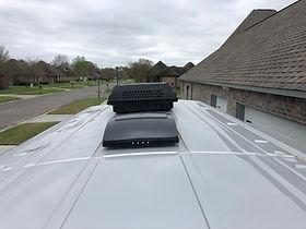 Van Rooftop HVAC
