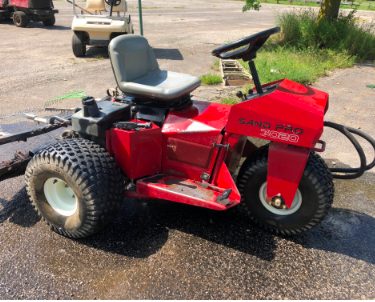 Toro GreenMaster 3100 3 Coil Hydraulic Greens Reel Mower